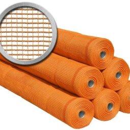 Safety Debris Netting Image