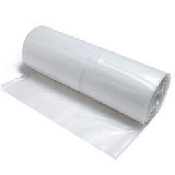Clear Poly Sheeting Image