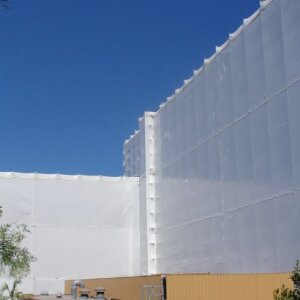 Scaffold Shrink Wrap Image