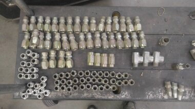 Hydraulic Fittings for sale Image