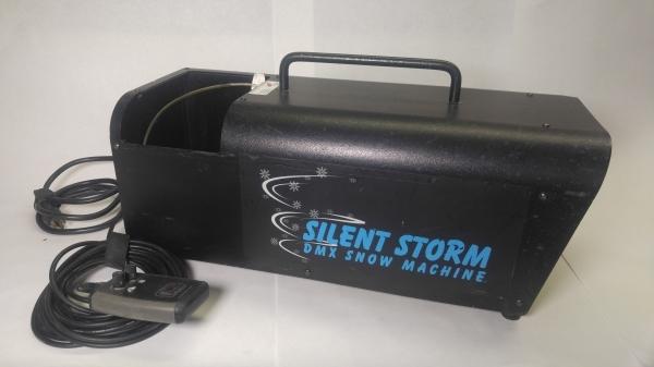 Snow Machine Silent Storm Image