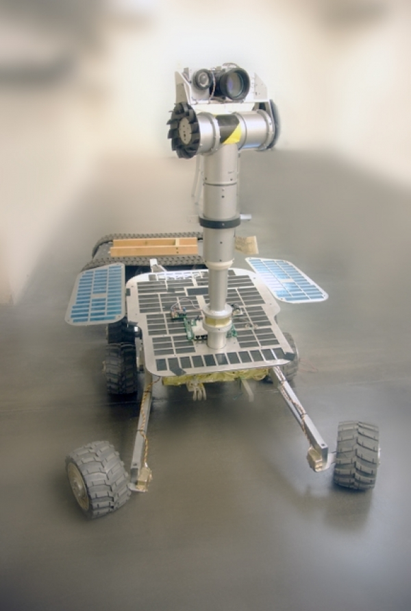 Robot/Rover/Parts Image