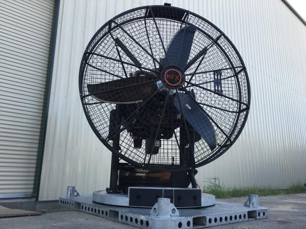 6 Foot Gas Fan Image