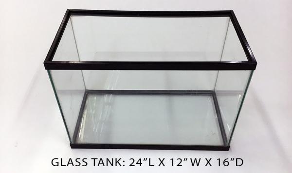 Glass Tank 2 - 24x12x16 Image