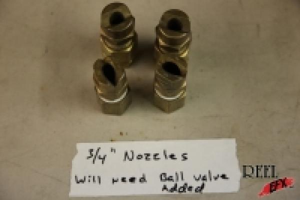 """3/4"""" (Metal) Fog Nozzles Image"""