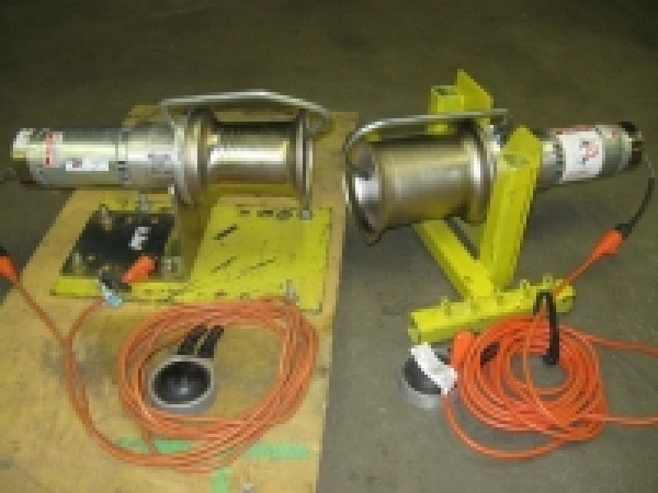 CAPSTAN WINCH Image