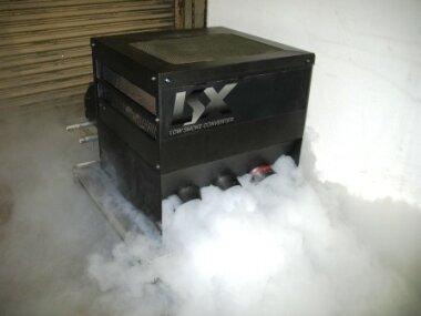 Fogger - Low Smoke Converter Image