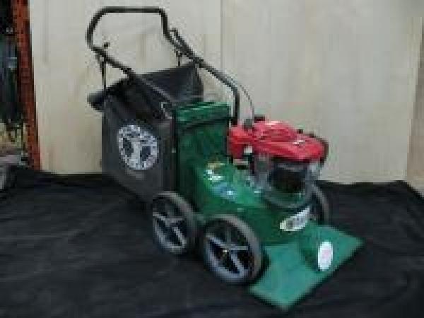 Vacuum - Billy Goat Gas Powered Vacuum Image