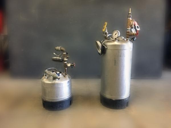 Pressure Pots Image