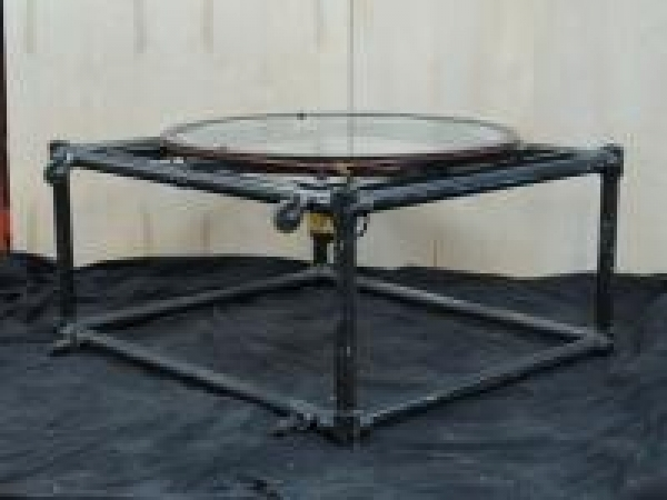 Turntable 3' Glass Top Image