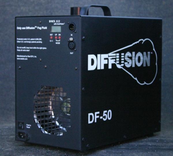 Hazer - DF-50 Diffusion Fogger Image