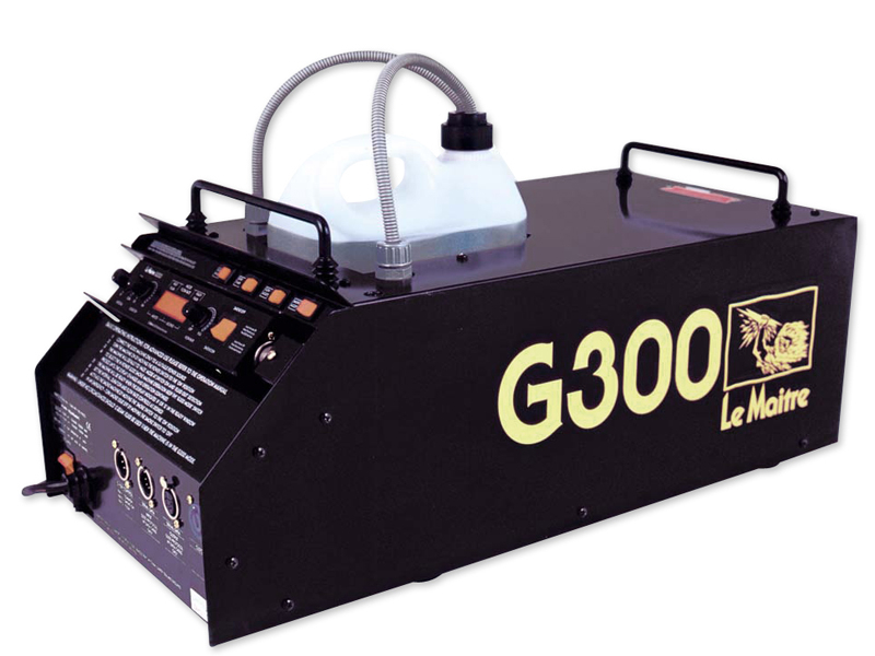 Smoke Machine - G300 Fogger Image