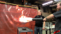 Flaming Wok Test With Fire Extinguisher Image