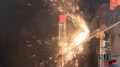Glass Bottle - Grinder Sparks - Test Image