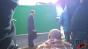 DIRECTV - 'House' - BTS Green Screen Image