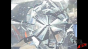 Plate Glass Break Test 420fps Image