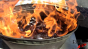 Flaming Cauldron Test - Thick Liquid Image