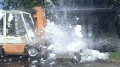 Ice Block Pyro Test 240fps Image