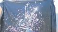 Silver Confetti 1 Inch 15psi Test Image