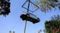Crane Spreader Car Lift Test 3 Image