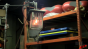 Subway Light Fixture Break Test Image