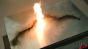 Smokeless gunpowder burning test 2 Image