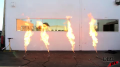 Propane Fire Columns Test 2 Image