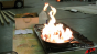Grease Fire Test 1 Image