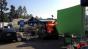 Football Pyro Effects - On Set Image