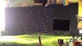 TD Ameritrade - 'Storybook' - Gold Confetti On Set Image