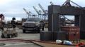 GMC Truck Lift - On Set Image