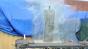 Glass Break Test - 70psi - No ball - 1/8 Glass Image