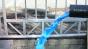 Blue Fluid Test  Image