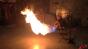 Propane Flame Afterburner Test 1 Image