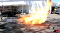 Propane Flame Afterburner Test 7 (4 - 1/8 Image