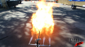 Propane Flame Afterburner Test 8 (4 - 1/4 Image