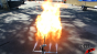 Propane Flame Afterburner Test 8 (4 - 1/4 Image