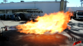 Propane Flame Afterburner Test 9 (4 - 1/4 Image