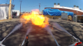 Propane Flame Afterburner Test 11 (GoPro 4 Nozzles) Image