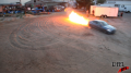 Infiniti Drifting Flame Car Test 2 Image