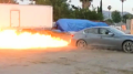 Infiniti Drifting Flame Car Test 5 (HS 3) Image
