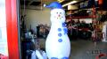 Inflatable Snowman Test (Honda) Image