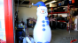 Inflatable Snowman Test (Honda) Image