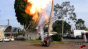 Propane Flame Mortar Test Image