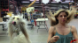 Honda - Dog and Girl Wind Test 1 Image
