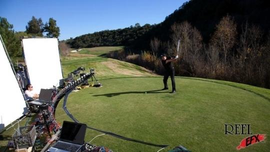 Callaway Golf - Multicam Image
